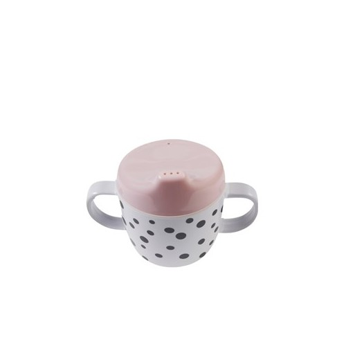 TAZA HAPPY DOTS DONE BY DEER