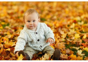 Planes con niños en otoño